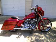 2011 - Harley-Davidson Custom StreetGlide