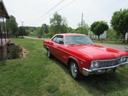 1966 Chevrolet 396-325 hp