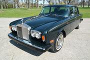 1973 Rolls-Royce Silver Shadow 4 Door Saloon
